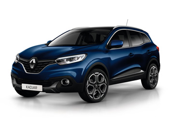 Colors renault kadjar pays for Kadjar interieur 7 places